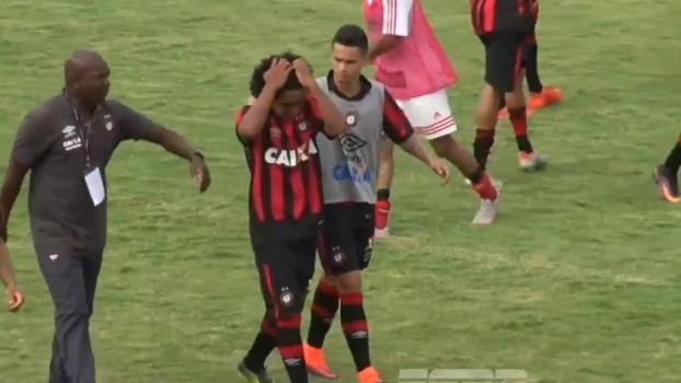 Copa São Paulo: Gols de Ituano 1 x 1 Atlético-PR