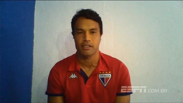 Dudu Cearense elogia trabalho de Marquinhos Santos no Fortaleza: 'Tem sido importantíssimo para nossa equipe'