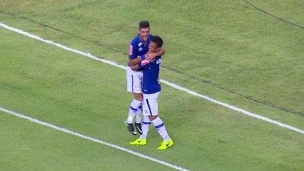 Mineiro: Gols de Tupi 0 x 4 Cruzeiro