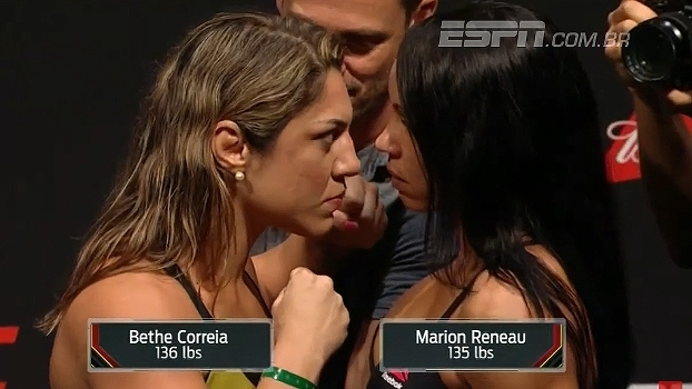 Bethe Correia e Marion Reneau serão adversárias no UFC 106; veja encarada