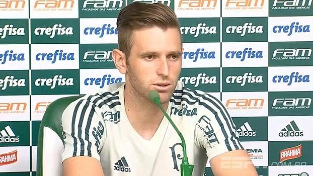 Fabiano vê pressão e responsabilidade aumentando no Palmeiras: 'Todos querem ganhar da gente'