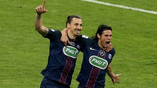 Veja os gols da vitória por 4 a 2 do PSG sobre o Olympique de Marselha