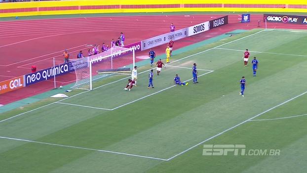 Brasileiro: Gols de Atlético-GO 1 x 2 Cruzeiro
