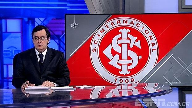 Antero analisa situação de Roth: 'Inter se perdeu e não sabe se achar, esse é o desafio'