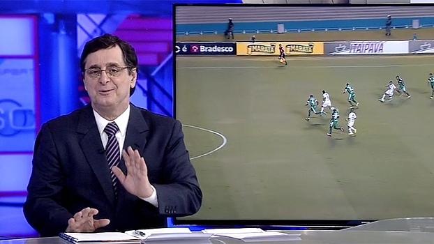 Antero não vê derrota desastrosa do Flu e acredita em disputa aberta com Goiás