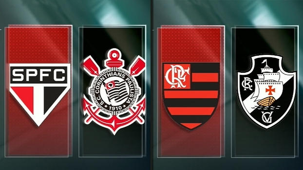 Veja os palpites do 'Linha de Passe' para São Paulo x Corinthians e Fla x Vasco