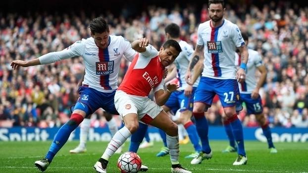 Inglês: Melhores momentos de Arsenal 1 x 1 Crystal Palace