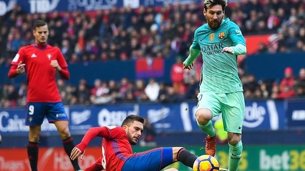 LaLiga: Melhores momentos de Osasuna 0 x 3 Barcelona