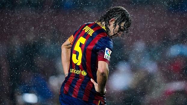 21 títulos, 11 gols e muita entrega: Depois de 18 anos, Puyol deixará o Barcelona; relembre momentos
