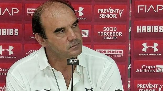 Ricardo Gomes: 'Sem o descanso normal, o jogo mudou'