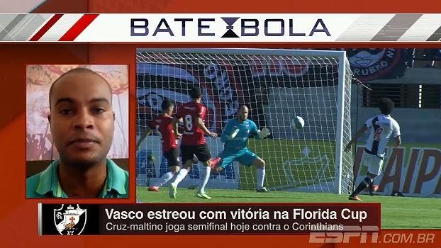 Setorista do Vasco fala das novidades sobre o interesse em Luís Fabiano