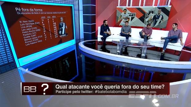 Quem tem mais potencial: Luis Henrique, Pedro Rocha ou Léo Jabá? BB Bom Dia analisa