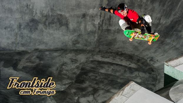 VIDEO: Frontside com Formiga - Pablo Vaz