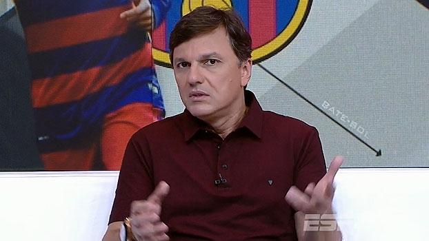 Mauro vê juiz de Barcelona x PSG como 'coveiro do futebol' e critica franceses: 'Time frouxo'