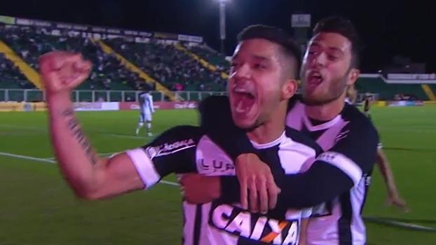 Copa Do Brasil Segunda Fase Volta Gol De Figueirense Classificado 1 X 0 Sampaio Correa Espn