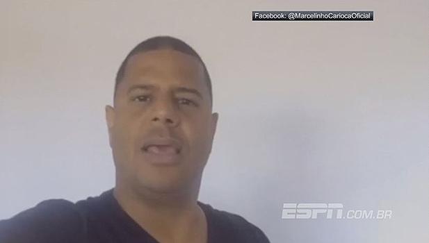 Marcelinho Carioca defende Rogério Ceni e dispara: 'Quem colocou ele lá não aproveitou por ser famoso?'