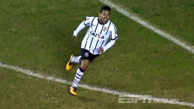 Corinthians derrota Botafogo em Barueri pelo Brasileiro Sub-20