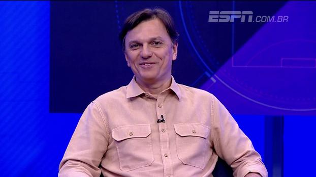 Mauro brinca sobre pedido de fã do esporte para ser desbloqueado no Twitter: 'Tenho momentos de generosidade e faço um descarrego'