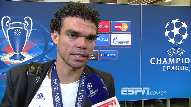 Pepe lamenta ausência na final, mas garante que estará 100% para a Copa; assista