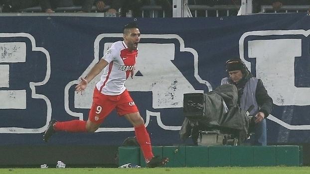 Francês: Gols de Bordeaux 0 x 4 Monaco