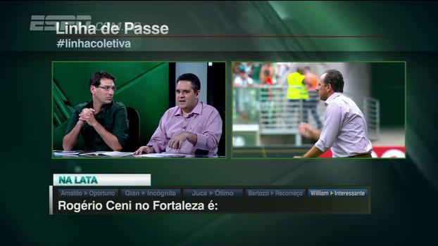 Bertozzi explica cenário que Ceni deve encontrar no Fortaleza e diz: 'A chapa lá esquenta, vai pegar uma bucha'