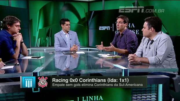 Arnaldo: 'Depois de muito tempo, o Corinthians mostrou esse tal descontrole emocional'