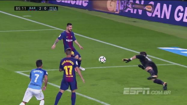 Tempo real: Paulinho tabela com Messi, goleiro salva na primeira e brasileiro quase marca na sobra