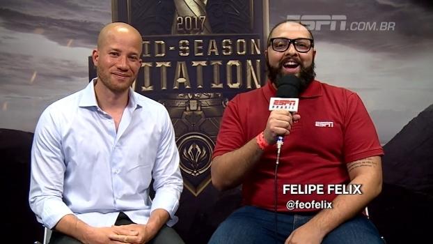 Diretor de eSports da Riot explica os motivos para escolher o Brasil para sediar o Mid-Season Invita