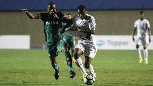 Copa do Brasil: Gols de Goiás 2 x 1 Fluminense