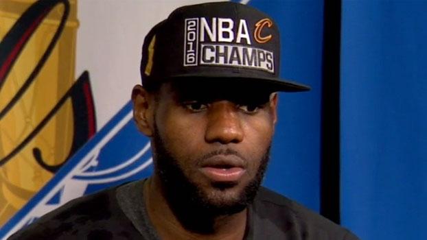 EXCLUSIVO: LeBron relembra infância pobre, ressalta amor por Cleveland e diz que usou críticas como motivação