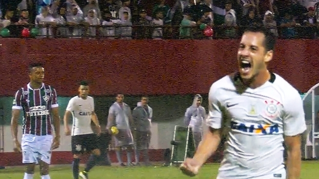 0b19b4de68 Copa do Brasil  Melhores momentos de Fluminense 1 x 1 Corinthians - ESPN