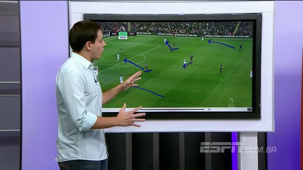 Rafael Oliveira explica como passes longos de Ederson podem mudar o jogo: 'Peça chave na distribuição'