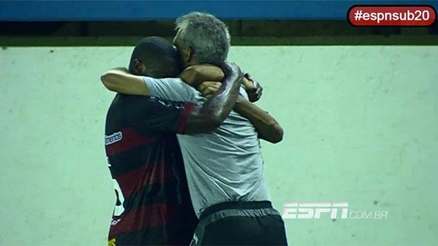 Copa do Brasil Sub-20: Gols de Grêmio 2 x 1 Vitória