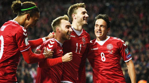 Dinamarca fica no empate com Romênia e vai à repescagem