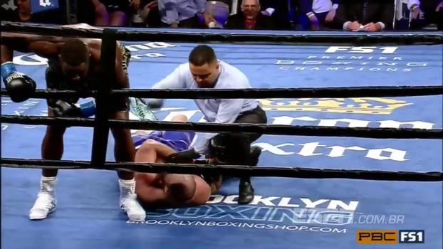 Dormiu: boxeador cubano desliga rival com bomba nefasta no queixo