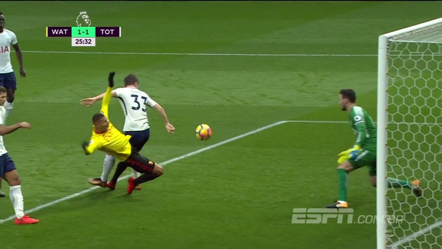 Premier League: Melhores momentos de Watford 1 x 1 Tottenham