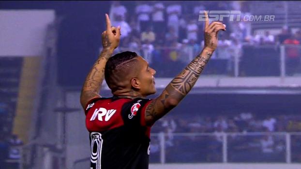 Polêmica de arbitragem e jogo emocionante; veja como foi a classificação do Flamengo na Vila Belmiro