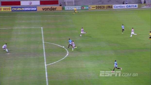 Confira os gols de Náutico 1 x 3 Paysandu