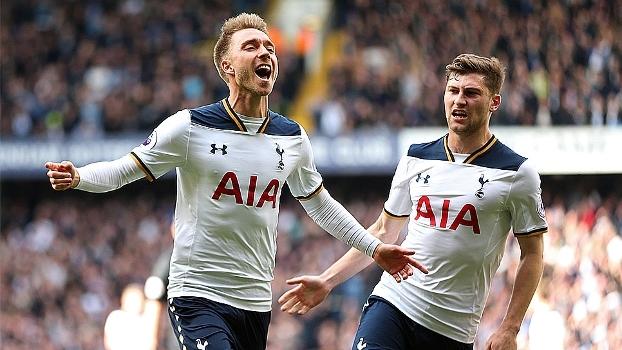 Confira os melhores momentos de Tottenham 2 x 1 Southampton
