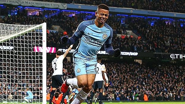 Premier League: Gols de Manchester City 2 x 2 Tottenham