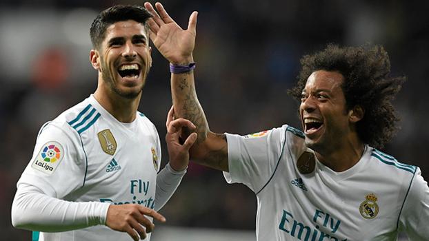 Veja os melhores momentos da vitória do Real Madrid sobre o Las Palmas por 3 a 0 por LaLiga!