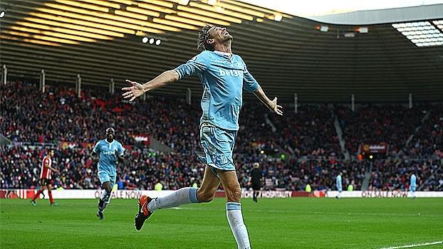 Fora de casa, Stoke City vence segunda seguida e afunda Sunderland