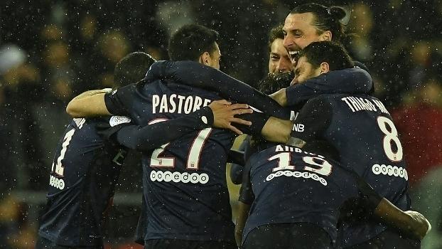Veja os melhores momentos da vitória do PSG sobre o Rennes por 4 a 0 pelo Campeonato Francês