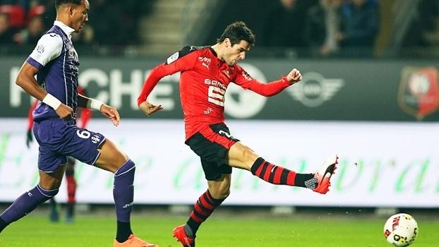 Com gol de Gourcuff, Rennes vence e chega ao 4º lugar na França