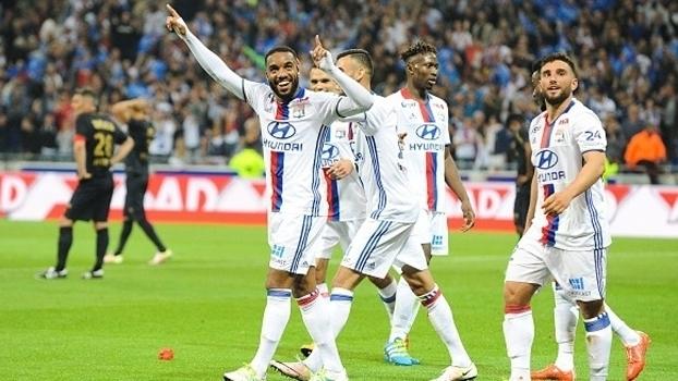 Francês: Melhores momentos de Lyon 6 x 1 Monaco