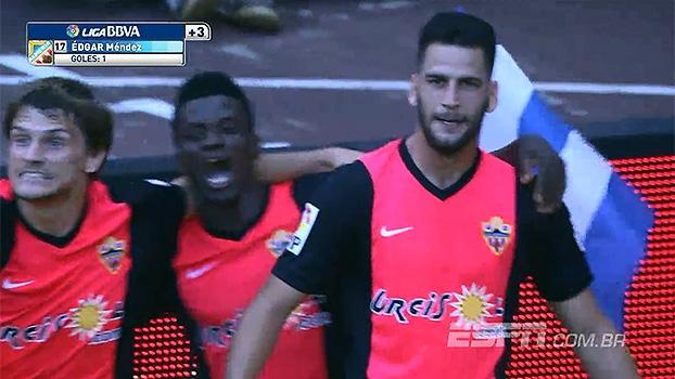 Espanhol: Com gol nos acréscimos, Almería vence e aproxima La Coruña da zona de rebaixamento; veja