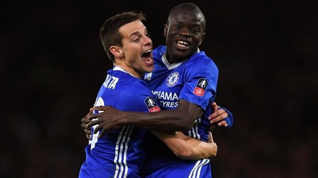 Copa da Inglaterra (quartas): Melhores momentos de Chelsea 1 x 0 Manchester United