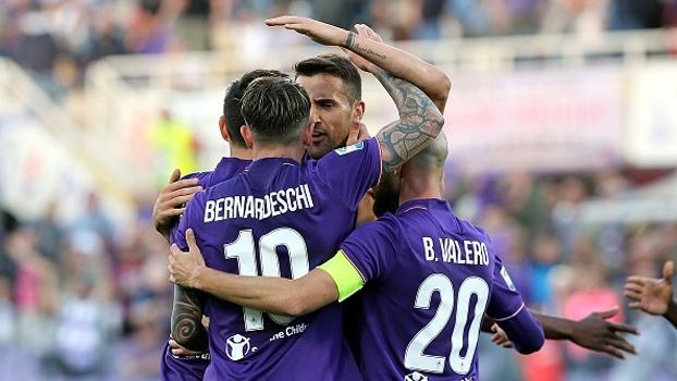 Fiorentina vence, encerra invencibilidade de 3 jogos da Lazio e vai ao 7º lugar