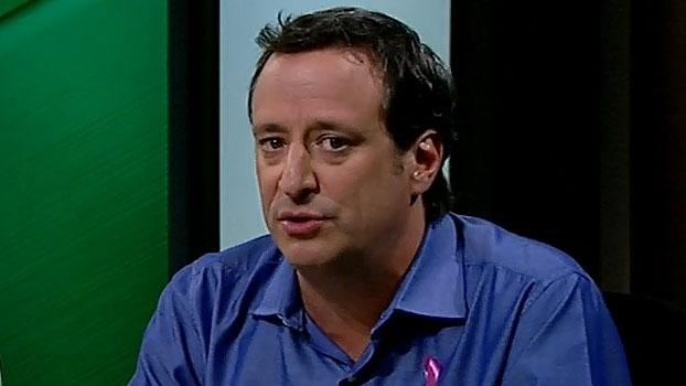 Gian critica escolhas de árbitros: 'Problema é maior, são poucos relevantes'