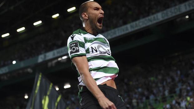 Assista ao gol da vitória do Sporting sobre o Vitória de Setúbal por 1 a 0!